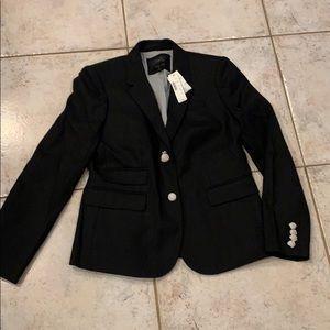 J Crew schoolboy blazer jacket.